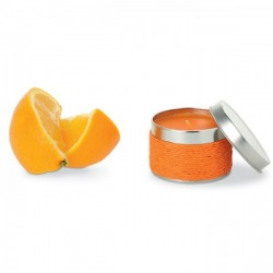 CANDLE FOR WEDDINGS WITH ORIGINAL AROMA OF ORANGE