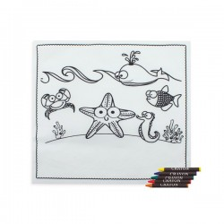 LOT 10 PLACEMATS FOR CHILDREN TO COLOR