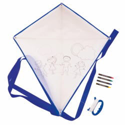 COMET-CHILD FOR GIFT-GIVING AND COLORING IN BAPTISMS AND WEDDINGS – BLUE