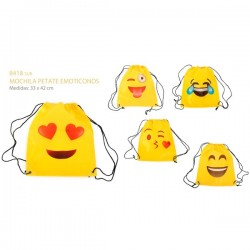 BACKPACK DUFFEL EMOTICONS