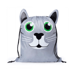 BACKPACK POLYESTER CAT