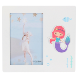 "PHOTO HOLDER WOOD ""LITTLE MERMAID"""