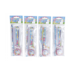 SET 4 PCS STATIONERY UNICORN'S GIFT