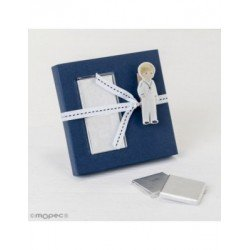 Clamp Communion sailor hand pocket with 2napolitanas