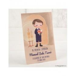 Picture of communion boy short pant(preciox25u) min.25