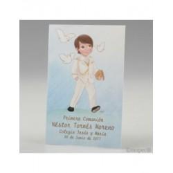 Picture Communion child admiral white price x25u.min.25