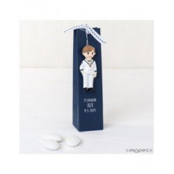 Magnet boy Communion sailor hand in pocket 3 treatz