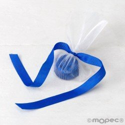 Embelliment 1bombón blue, blue ribbon ,min.6*
