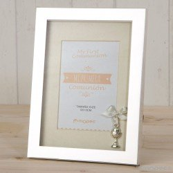 Frame photo Communion 20x15cm (photo 13x9cm)