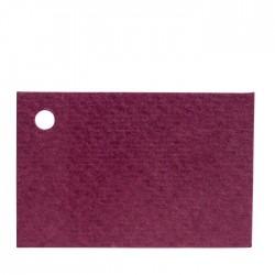 Card garnet 4,5x3cm price x100u.