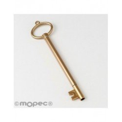 Pen key gold 15cm.