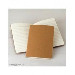 Book covers kraft 14,5x20,5cm.min.10