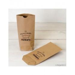 Bag Kraft Make a difference,red, 12x22,5cm. min.25