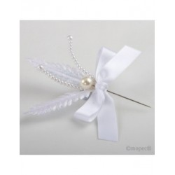 On pearl leaf pearly white min. 25