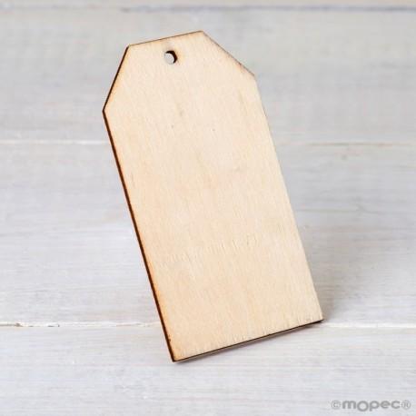 tarjeta de madera para bodas