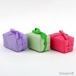 Wallet zipper green/lilac/fuchsia 2bombones min.3 Q. SWEET