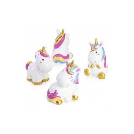 hucha unicornio detalle de boda original