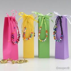 Polsera multicolor en caixa amb 5 minifruits, stdo.min.4