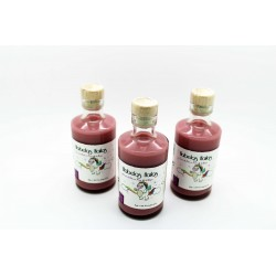 Mini Botella Habelas Hailas Crema Frutas del Bosque