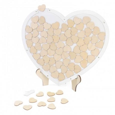 Firmas corazon Blanco  (Disponible el 4 de Marzo)