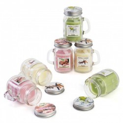 CANDLE JAR SCENTS
