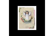Papeterie de communion fille