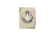 Stationery communion girl