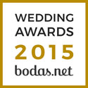 Daisyheels Cubretacones, ganador Wedding Awards 2015 bodas.net
