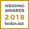 Daisyheels Cubretacones, ganador Wedding Awards 2018 Bodas.net