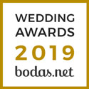 Daisyheels Cubretacones, ganador Wedding Awards 2019 Bodas.net