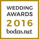 Daisyheels Cubretacones, ganador Wedding Awards 2016 bodas.net